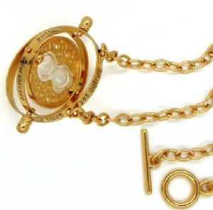 "Harry Potter, Time-Turner inspired by ""Harry Potter"", necklace, prop replica"